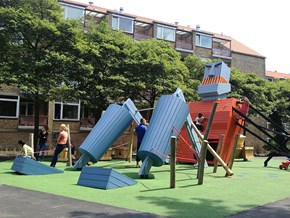 You Wish You Had Playgrounds This Cool When You Were a Kid