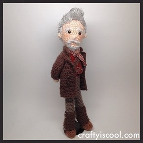 War Doctor Amigurumi