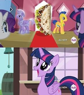 Taco Princess.