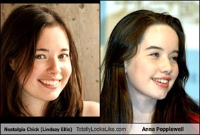 Nostalgia Chick (Lindsay Ellis) Totally Looks Like Anna Popplewell