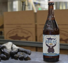 Noble Rot, the beer that Tastes Like Wine