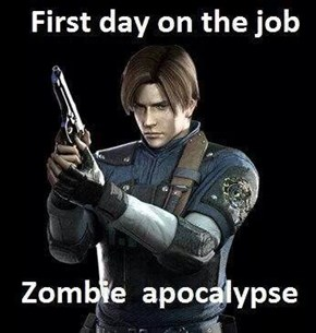 Bad Luck Leon