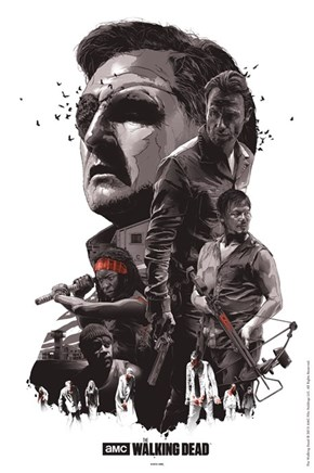 The Best of The Walking Dead Posters