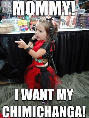 Princess Deadpool Wants A Meal