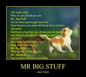 MR BIG STUFF