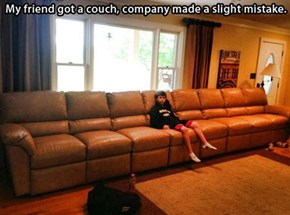 The Best Couch Mistake
