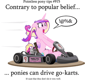 Fun Pony Fact of the Day