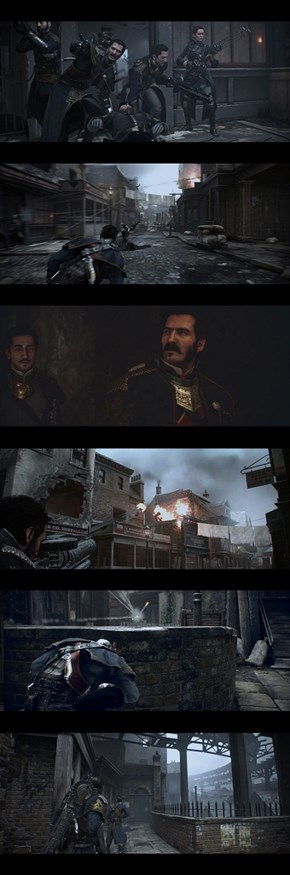 New Screenshots from The Order: 1886