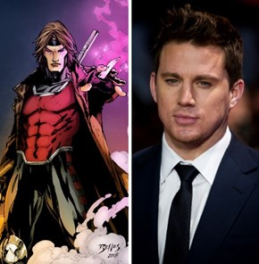 Channing Tatum In Gambit Solo Film
