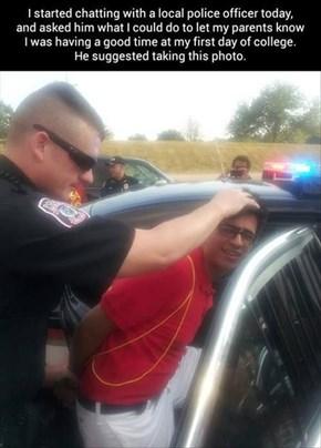 Cops Are So Wacky