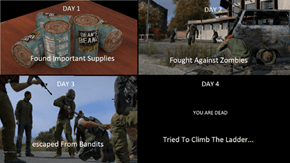 The Typical Lifespan in DayZ