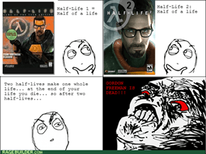 Why there is no Half-Life 3