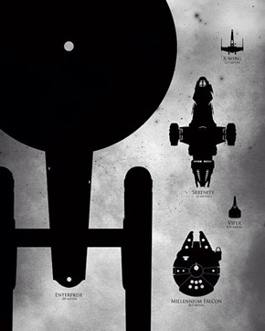 Starship Size Comparison