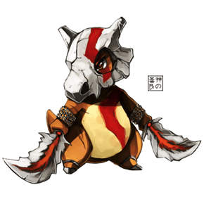 Cubone of War: Ghost of Kanto