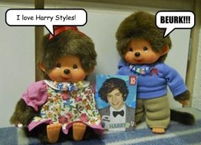 I love Harry Styles!