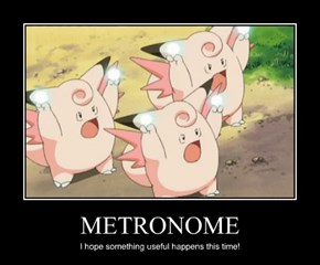 Metronome - Not Even Once