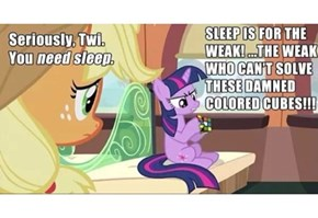 Twilight Gets Frustrated