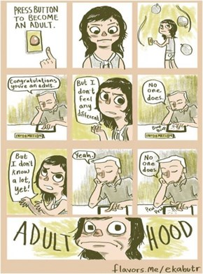The Mysteries of Adulthood