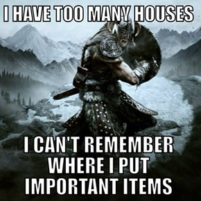 Skyrim Problems