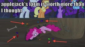 does applejack know about this?