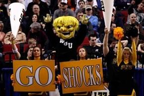 Go Wichita State Shockers!