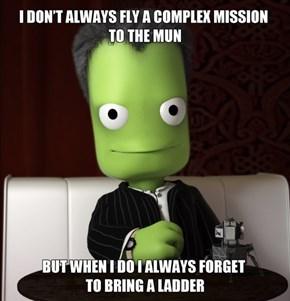 The Most Interesting Kerbal