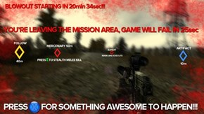 If S.T.A.L.K.E.R. Were Made by Infinity Ward