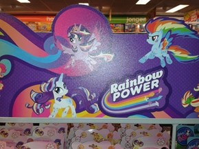 It looks like the ponies are going super-sayian soon