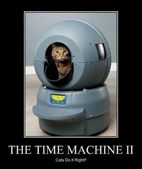 THE TIME MACHINE II