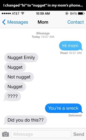 Get It Together, Mom!