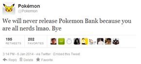 Pokémon Bank Was a Lie