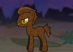 Ralph the Velociraptor pony (okay, this time I swear this is the last dino pony.)