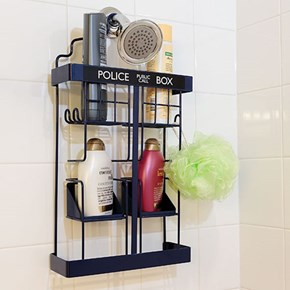 This Shower Rack Can Carry EVERYTHING on the Inside