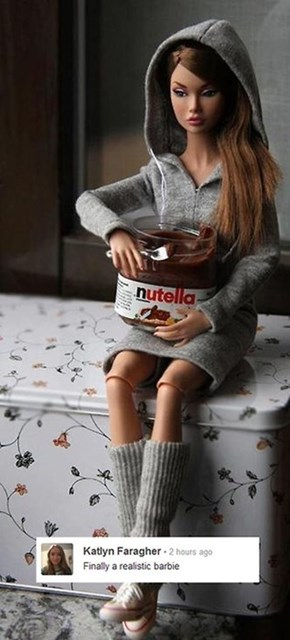 What a Realistic Barbie Would Really Do