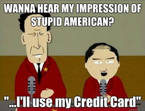 Americans Live for Debt
