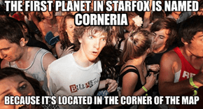 And It's Called Star Fox Because He's a Fox!