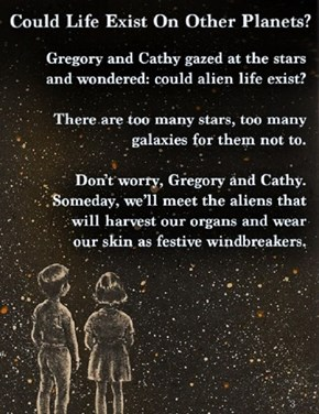 Beware Aliens