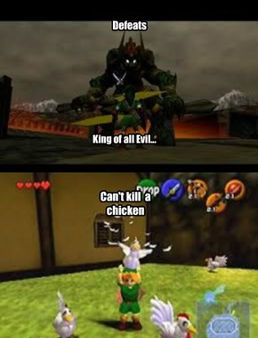 Oh Link...