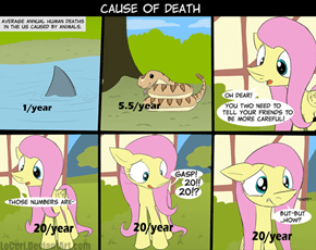 World's Deadliest Pony