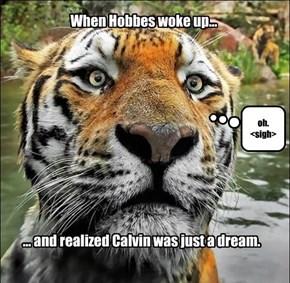 When Hobbes woke up...