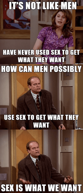 Well Said, Frasier.