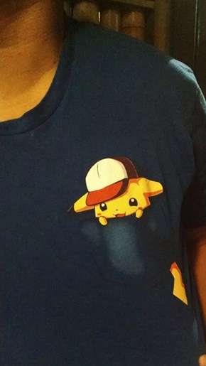 Awesome Pikachu Shirt