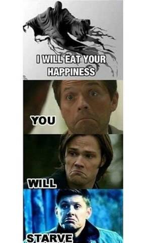 Harry Potter and Supernatural Fans Will Understand This