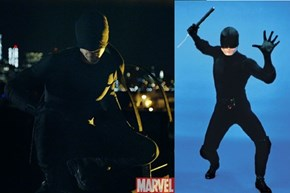 The New Daredevil Costume Looks Familiar
