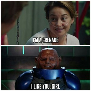 The Fault In Our Strax
