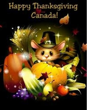 For All Our Canadian Friends