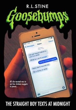 "If R.L. Stine Was Still Writing, This Would be the Scariest ""Goosebumps"" Yet"