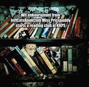 Nu Reading Klub at Kuppykakes Prep Skool