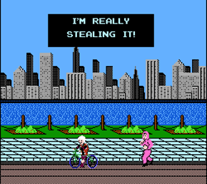 Cracka' Stole My Bike