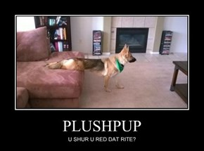 PLUSHPUP